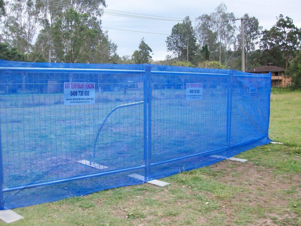 Temp Fence