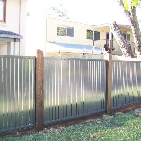 Permanent Fence